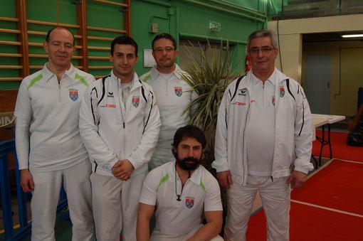 L'équipe de Pithiviers