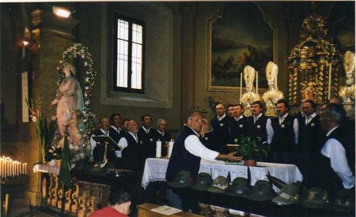 2000 - 5 settembre - Lago Maggiore