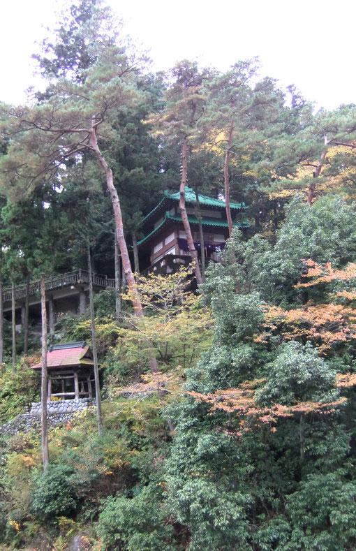 Le Kanzan-ji et sa cloche de bronze