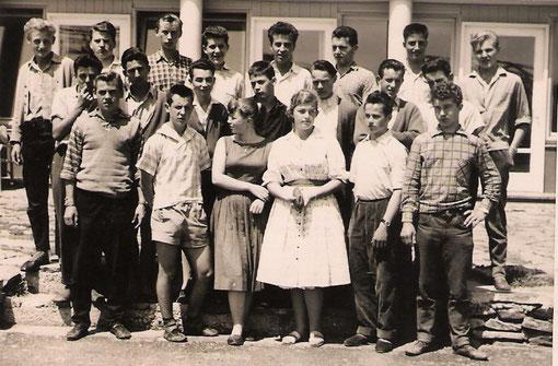 Berufsschule f. Sattler/Ried OÖ./1959