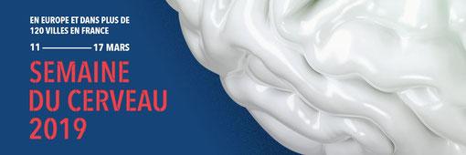 21ème édition de la semaine du cerveau, 2019. Les manifestations sur Montpellier