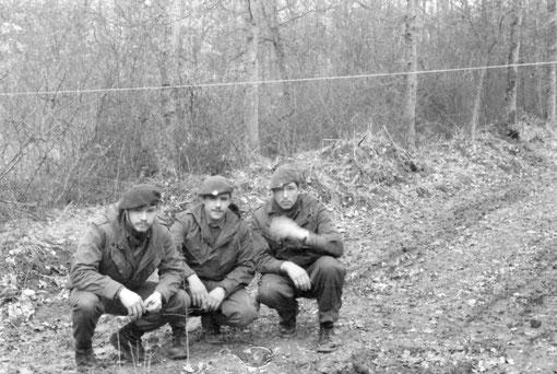 Hilden Dirk, Josten Dieter, Breuer Manfred ( ist verstorben, Autounfall )