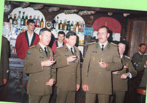 REPAS DE CORPS 1987