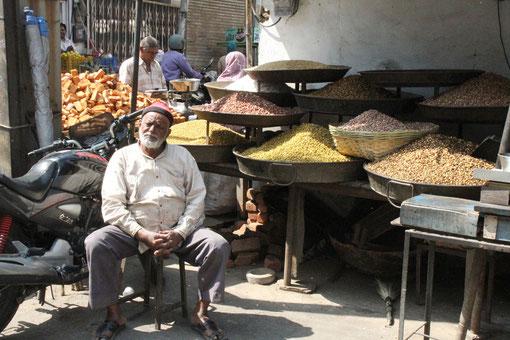 Marktverkäufer