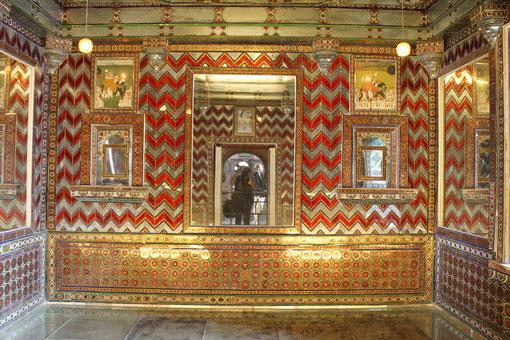 Spiegelzimmer im Palast