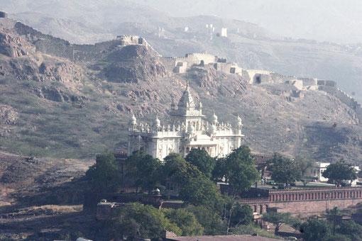 Grabstätte Jaswanth Thada