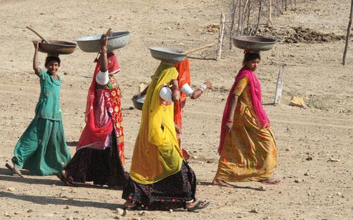Frauen bei der Arbeit