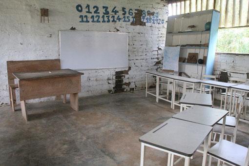 die_Schule im Dorf