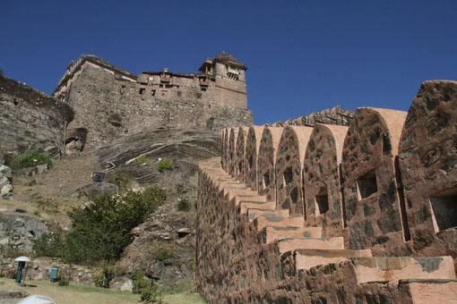 Festungsanlage in Kumbalgarh