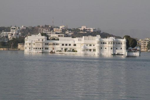 Wasserhotel in Udaipur