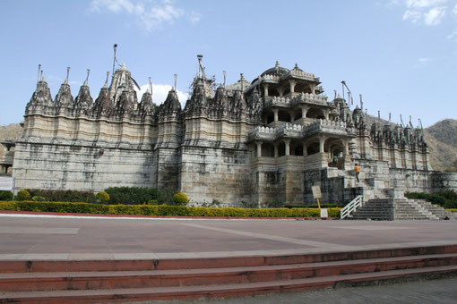 ganze Tempelanlage