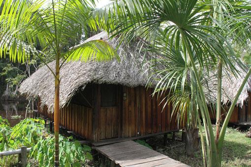 Unsere Lodgeanlage
