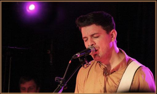 David Pfeffer im Konzert