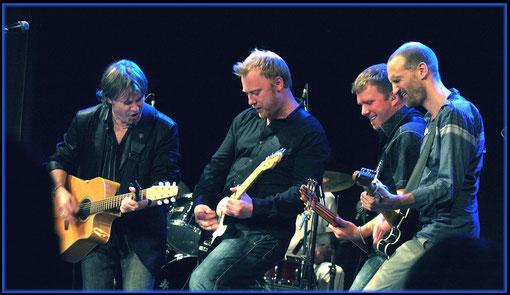 Bruce Guthro und Band 2009