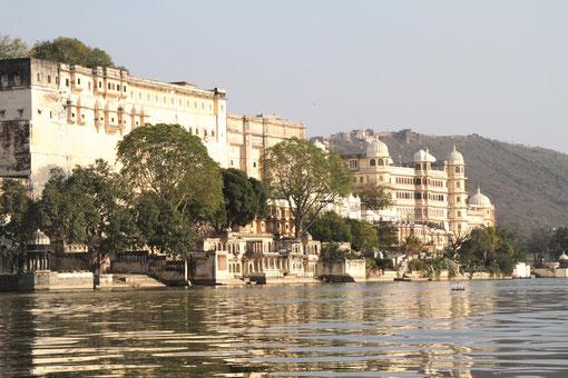 Stadtpalast am Picola See