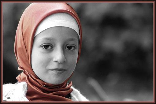 türkische Mädchen aus Marl