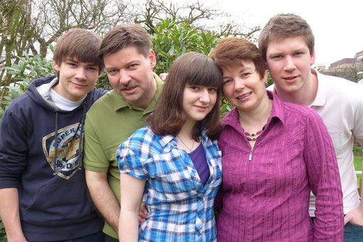 Familie Spiekermann