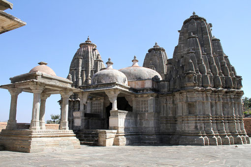 Tempel in Kumbalgarh