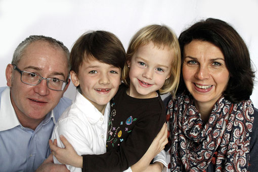 Familie aus Marl