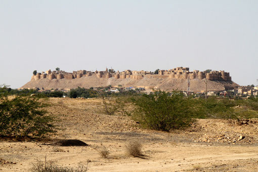 Fortanlage in Bikaner