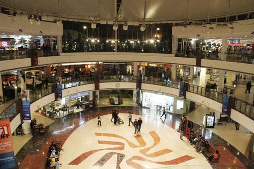 Einkaufscenter in Dehli
