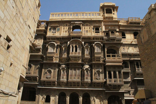 Haveli in Jaiselmer