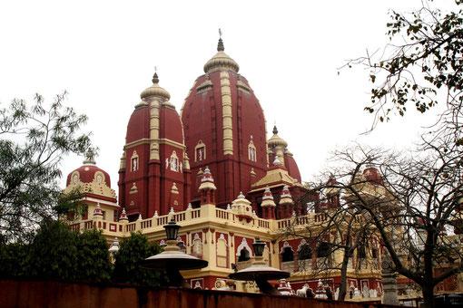 Birla Mandir Tempel in Dehli