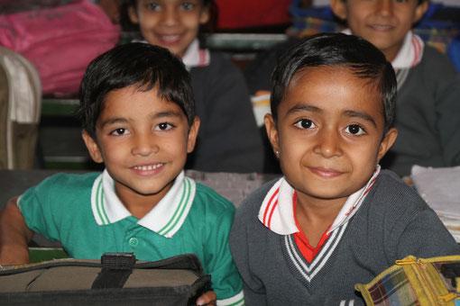 zwei Schüler