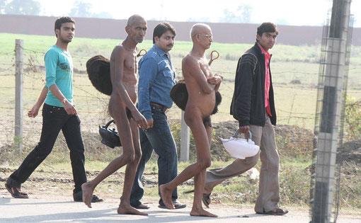 Jain Digamer Anhänger