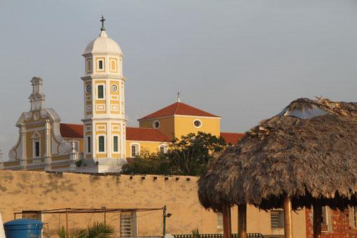Stadtrundgang in Cuidad Bolivar