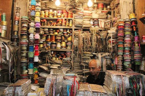 Geschäft in Dehli