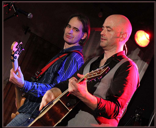 Mark Bennett Band in Iserlohn 2012