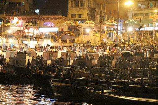 Zerenomie in Varanasi
