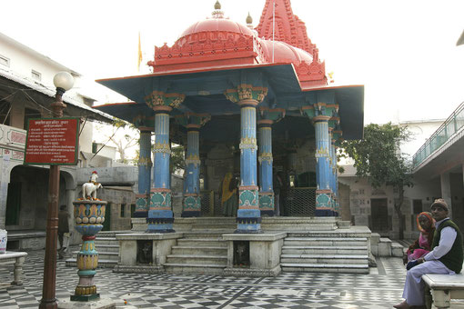 Tempel in Pushkar