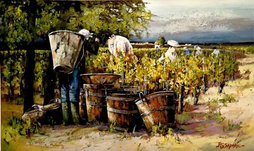 ---Une bonne année en Bourgogne ?