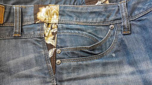 Проблема с любимыми джинсами? Не проблема - будут сидеть просто идеально.