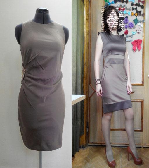 Надоело старое платье. Мы вдохнем новую жизнь.