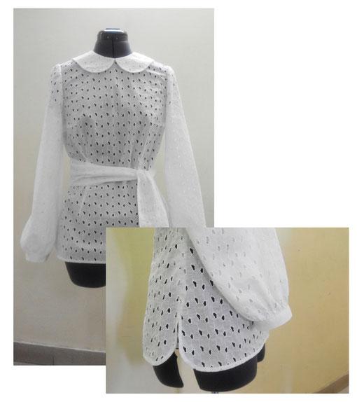 Летняя блузка, которая идеально на Вас смотрится. не проблема. Можем всё.