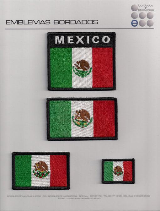 Emblemas Bordados