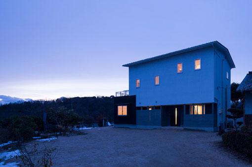 笠岡の家竣工写真