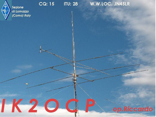 MOSLEY 3 BANDE+ 17 ELE 144 MHz + J-POLE 50 MHz +J-POLE 145 MHz