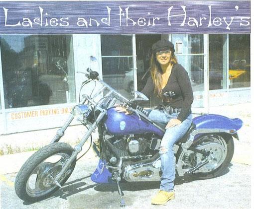 1999 Harley Davidson ( Before )