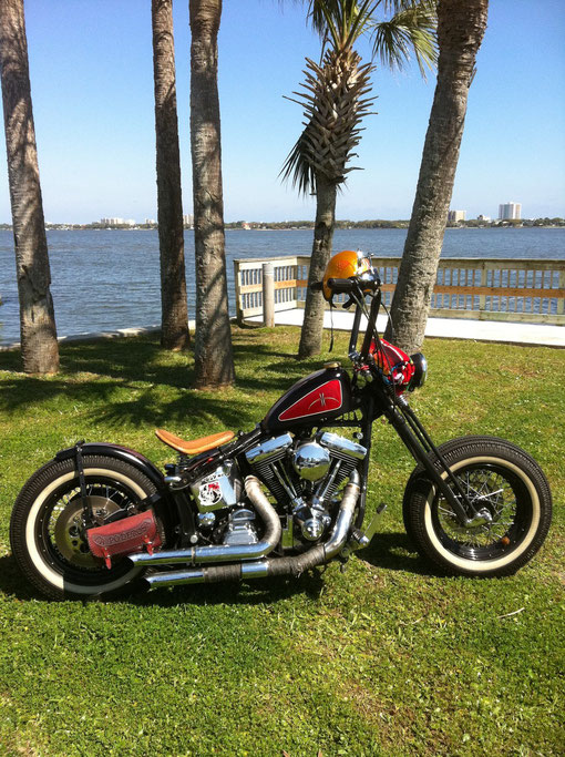1999 Harley Davidson ( After ) Done by Julio, Mena Custom