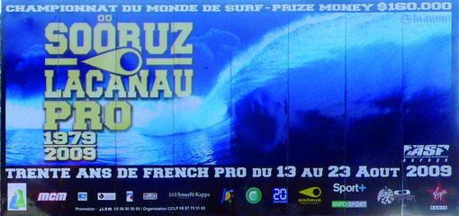 L'affiche 2009, celle des 30 ans ( S. Jaton-Rondeau)