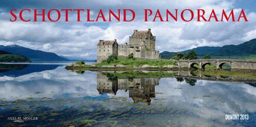 Kalender  > Schottland Panorama  2013 <