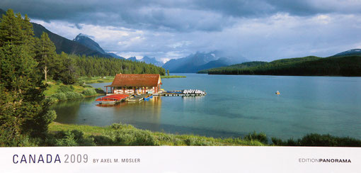 Kalender > Canada 2009 <