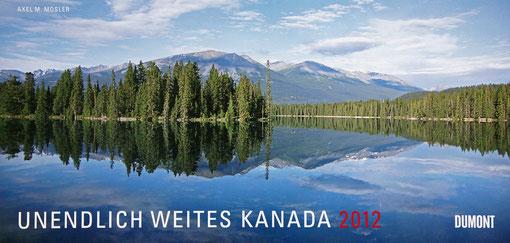 Kalender > Kanada 2012 <