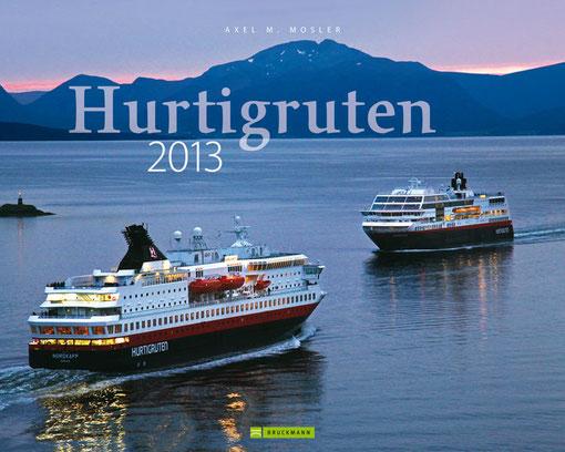 Kalender >  Hurtigruten 2013 <