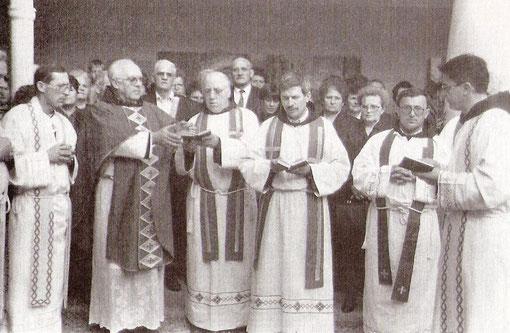 Misno slavlje predvodio je fra Petar Anđelović, provincial bosanske franjevačke provincije