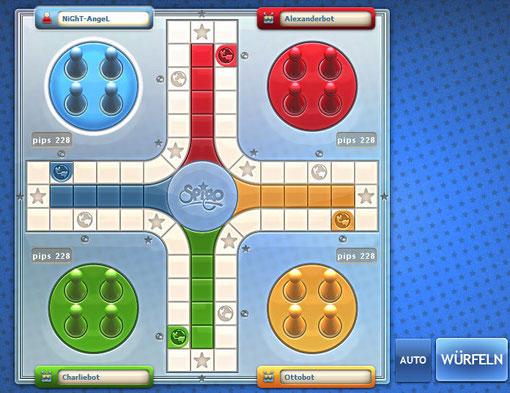 LUDO - ein Spiel von vielen...